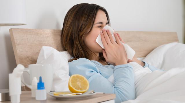 Gribe ve Soğuk Algınlığına Ne İyi Gelir?