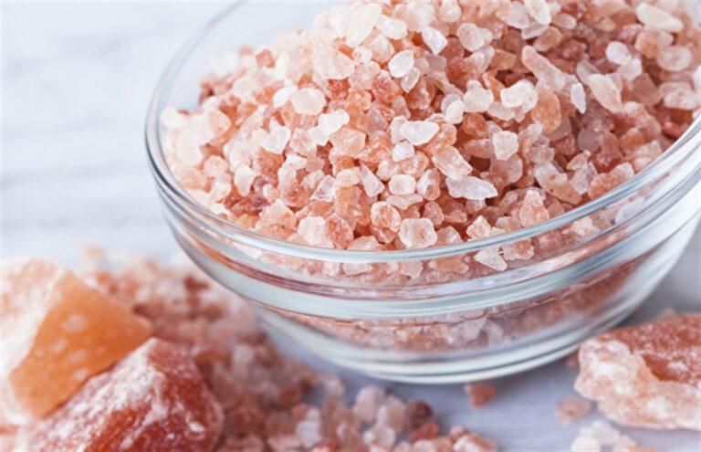 Sodium chloride (himalaya tuzu)